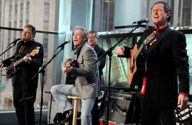 Dec. 14: Larry Gatlin and The Gatlin Brothers at Nutty Jerry?s. Tickets: $30-$55. (AP Photo/Richard Drew) Photo: AP, STF / AP2010