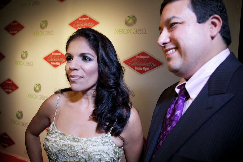 Eva Longoria's celebrity casino night fundraiser, held Saturday, Oct. 6, 2012, benefits special needs kids and young adults through Eva's Heroes. Photo: Xelina Flores-Chasnoff/Special To MySA.com