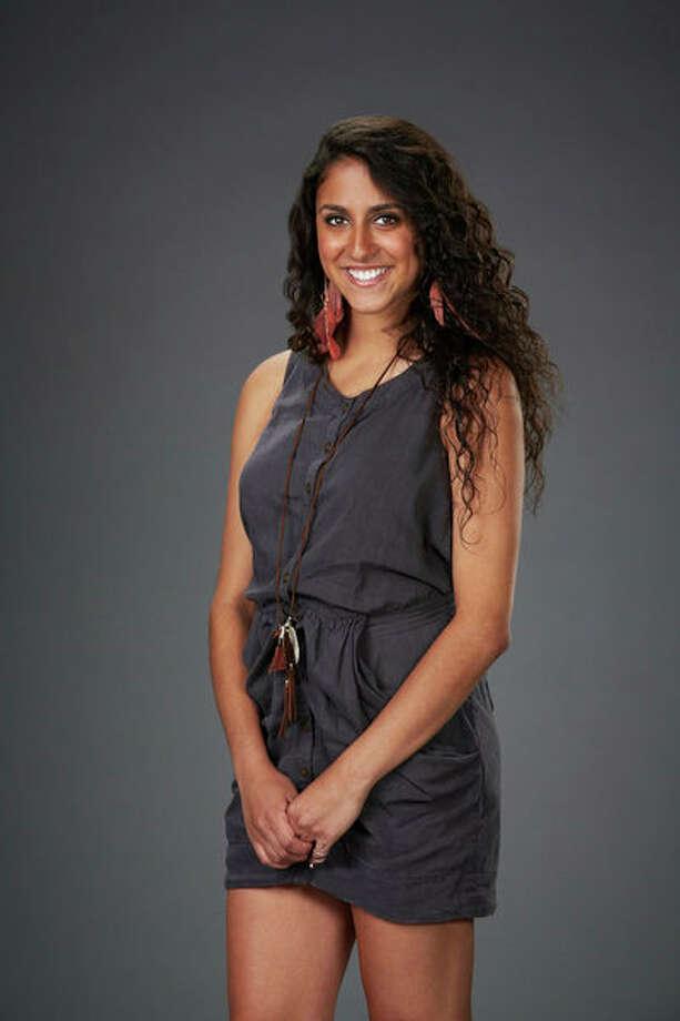 Sylvia Yacoub. Team Christina. Photo: NBC, Paul Drinkwater/NBC / 2012 NBCUniversal Media, LLC