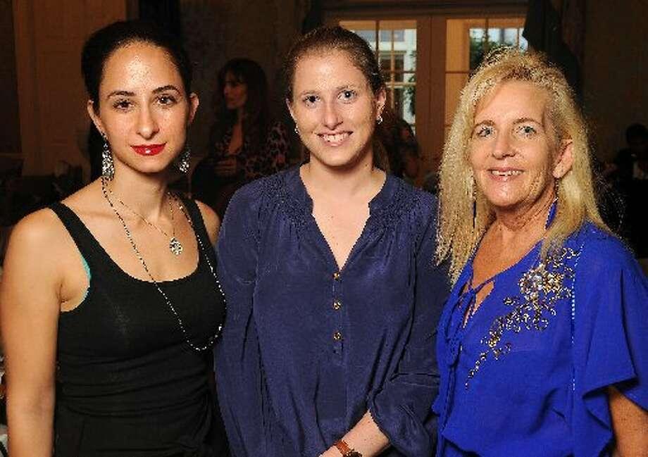 Dorit Kamman, Caroline Negley and Karen Needham (Dave Rossman )