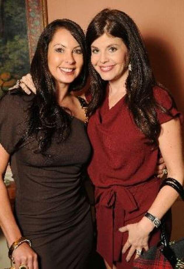 Kena Cope and Shirelle Chimenti (Dave Rossman )