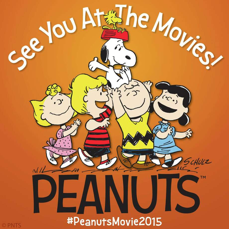A promotional image for the 2015 Peanuts movie.