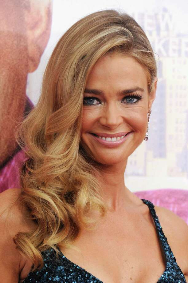 Denise Richards posed for Playboy just five months after having a baby.  (Jamie McCarthy / Getty Images) Photo: Jamie McCarthy, Getty Images / 2012 Getty Images