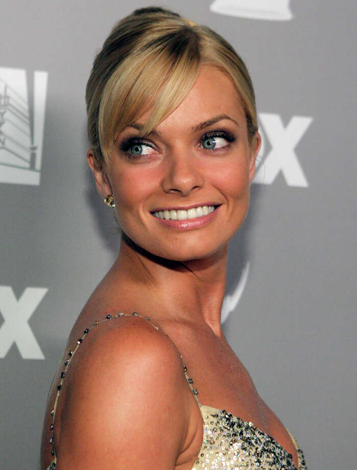 Jaime Pressly posed nude for Playboy before becoming a mother. (JAE C. HONG / AP) Photo: JAE C. HONG, AP / AP