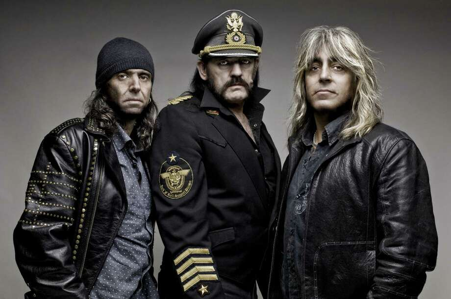 Rock'n' roll and beer go together, especially if that band is Motorhead.  Photo: Robert John / handout