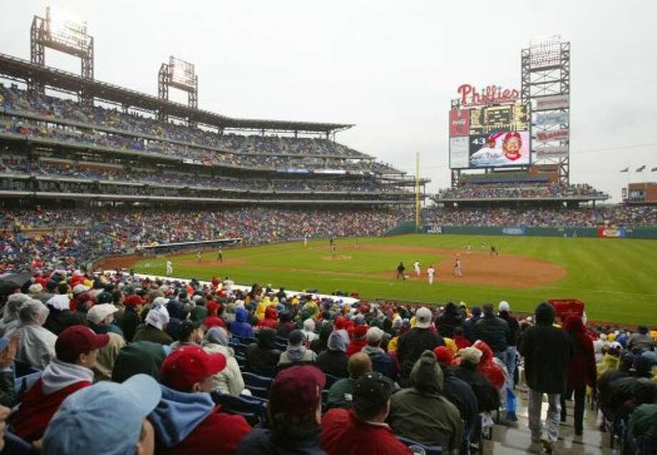 Citizens Bank Park – Philadelphia Phillies – $2.7 million per year.