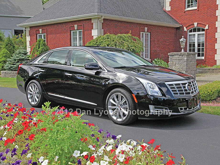 2013 Cadillac XTS (photo by Dan Lyons) / copyright: Dan Lyons - 2012