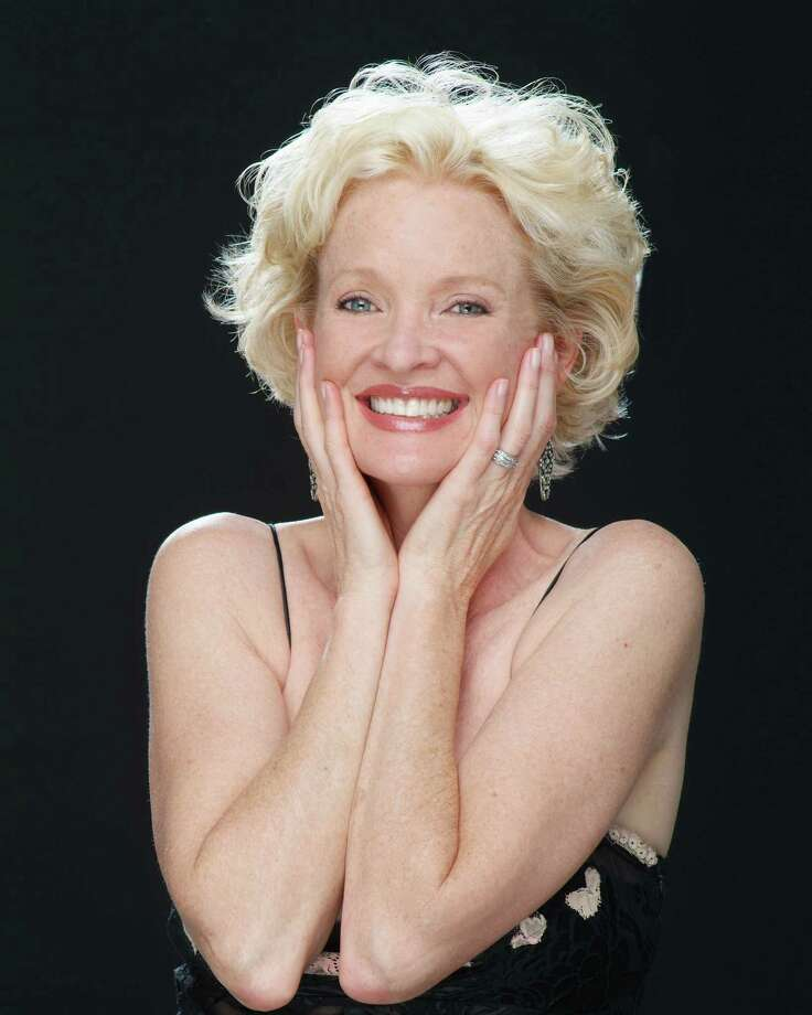 "Tony winner Christine Ebersole performs her new show, ""Age Before Beauty,"" on Friday, Oct. 12, at the Ridgefield Playhouse. Next up is a starring role with Leonardo DiCaprio in his new film, ìThe Wolf of Wall Street,î directed by Martin Scorsese. Photo: Contributed Photo"
