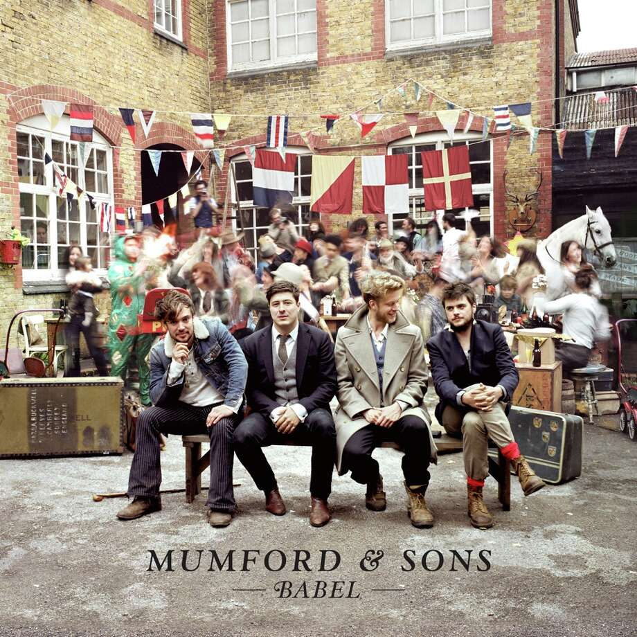 "Mumford & Sons, ""Babel"" Photo: Glassnote Records / Glassnote Records"