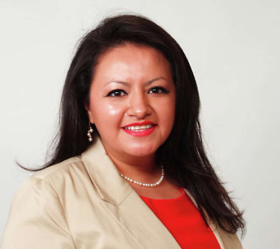 "Republican Elizabeth Perez said she believes Houston is a ""sanctuary city"" that does not do enough to apprehend illegal immigrants. Photo: Courtesy Of Elizabeth Perez"