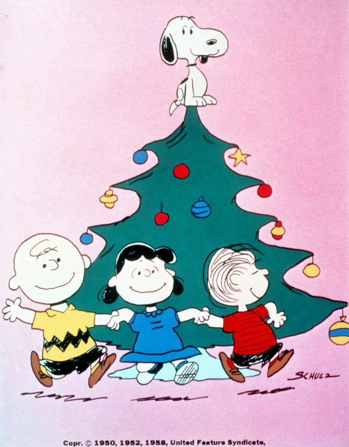 """A Charlie Brown Thanksgiving"" is another holiday favorite. It originally aired in 1973, introducing TV watchers to the complicated relationship between Lucy, Charlie Brown and the football. It also features one of the best Thanksgiving dinners on TV, with toast, pretzels, popcorn and jelly beans. (Photo is from ""A Charlie Brown Christmas""). / UNITED FEATURE SYNDICATE"