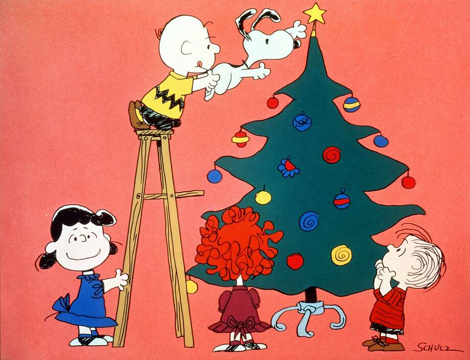 """A Charlie Brown Christmas"" also became known for Vince Guaraldi's iconic jazz soundtrack, a lack of adult voices, and reference to the once-trendy aluminum Christmas trees of the '60s.  Photo: UNITED FEATURES SYNDICATE / UNITED FEATURES SYNDICATE"