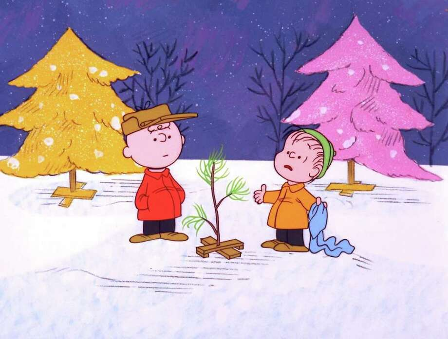 """""""A Charlie Brown Christmas"""" is another TV classic with """"Peanuts"""" characters. It debuted in 1965, but its themes of commercialism and friendship still pack a punch, 47 years later. (Photo: ABC,  1965 United Feature Syndicate Inc. / AP)"""