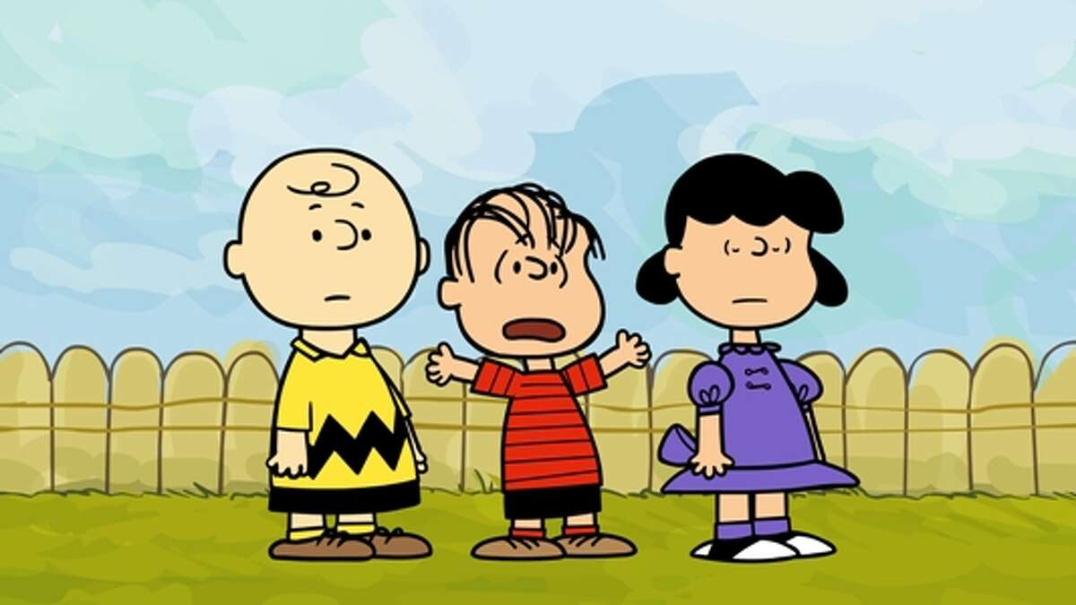 Siblings Lucy and Linus were also part of the