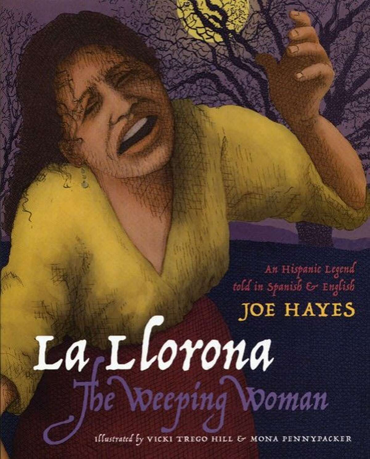 Joe Hayes, known for his bilingual retellings of stories from the American Southwest, does a good job of bringing La Llorona back to basics in his 2004 book,