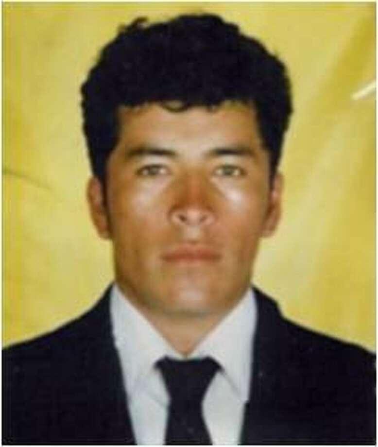 Zeta boss Heriberto Lazcano's body was taken by masked gunmen. Photo: Associated Press