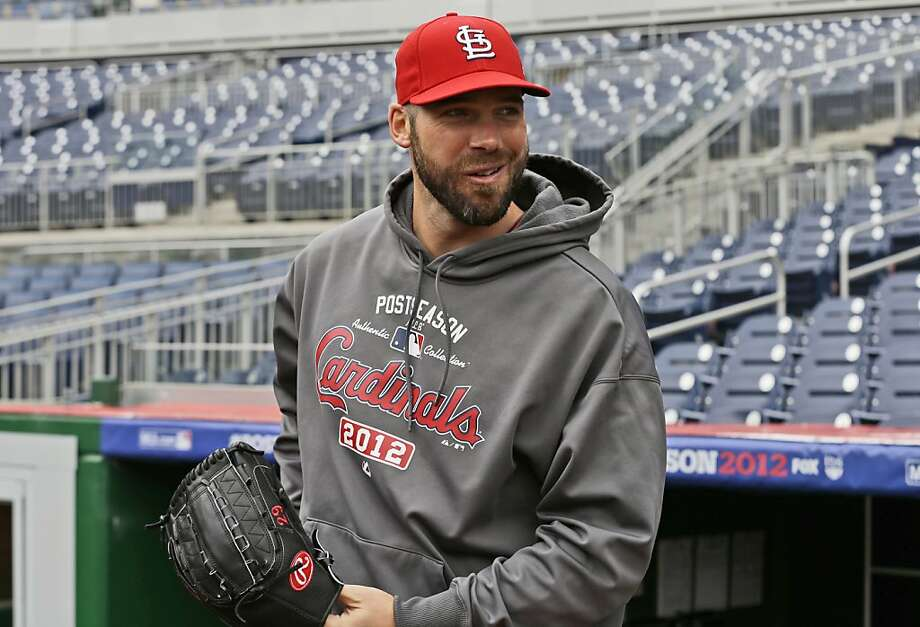 Chris Carpenter, who won the 2011 World Series finale, was winless in three starts this season. Photo: Alex Brandon, Associated Press