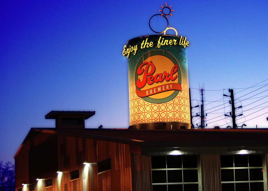 The Pearl Brewery beer can is seen on March 7, 2008. San Antonio Express-News file photo Photo: GLORIA FERNIZ, - / SAN ANTONIO EXPRESS-NEWS