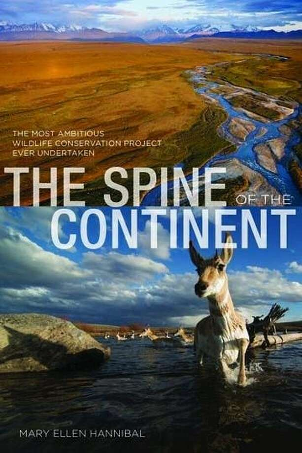 Spine of the Continent, by Mary Ellen Hannibal Photo: Lyons Press