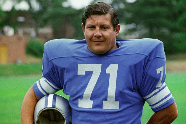 "Former Detroit Lion and star of 'Webster"" Alex Karras died at 77. Photo: Anonymous / AP"
