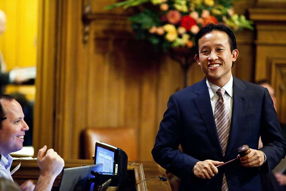 District 3 Supervisor David Chiu has been a voice of reason and a force for consensus. Photo: Jason Henry, Special To The Chronicle