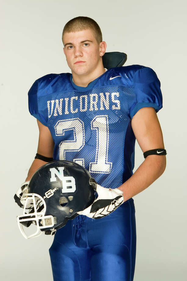All-Area sub-5A superlative football player of the year Tom Wort photographed Wednesday night, Dec. 12, 2007, in the Express-News photo studio. Photo: William Luther, San Antonio Express-News / SAN ANTONIO EXPRESS-NEWS