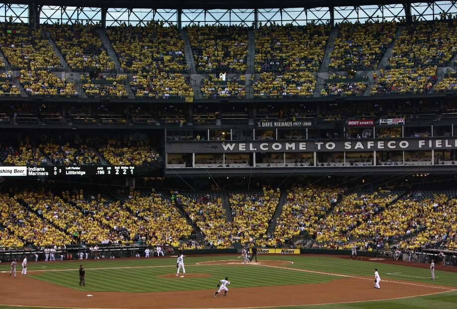 2012 Seattle Mariners: The season in reviewThe Mariners may not have been particularly great this season, finishing with a 75-87 record and registering a losing season for the third year in a row. But it wasn't a season without highlights -- and some big highlights at that. There were also a few surprising oddities, and some fascinating facts and statistics. Here's a look back at the 2012 Seattle Mariners. Photo: JOSHUA TRUJILLO / SEATTLEPI.COM