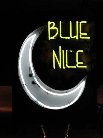 The Blue Nile is one of many live music clubs on Frenchmen Street in New Orleans. Photo: Tracy Hobson Lehmann, San Antonio Express-News