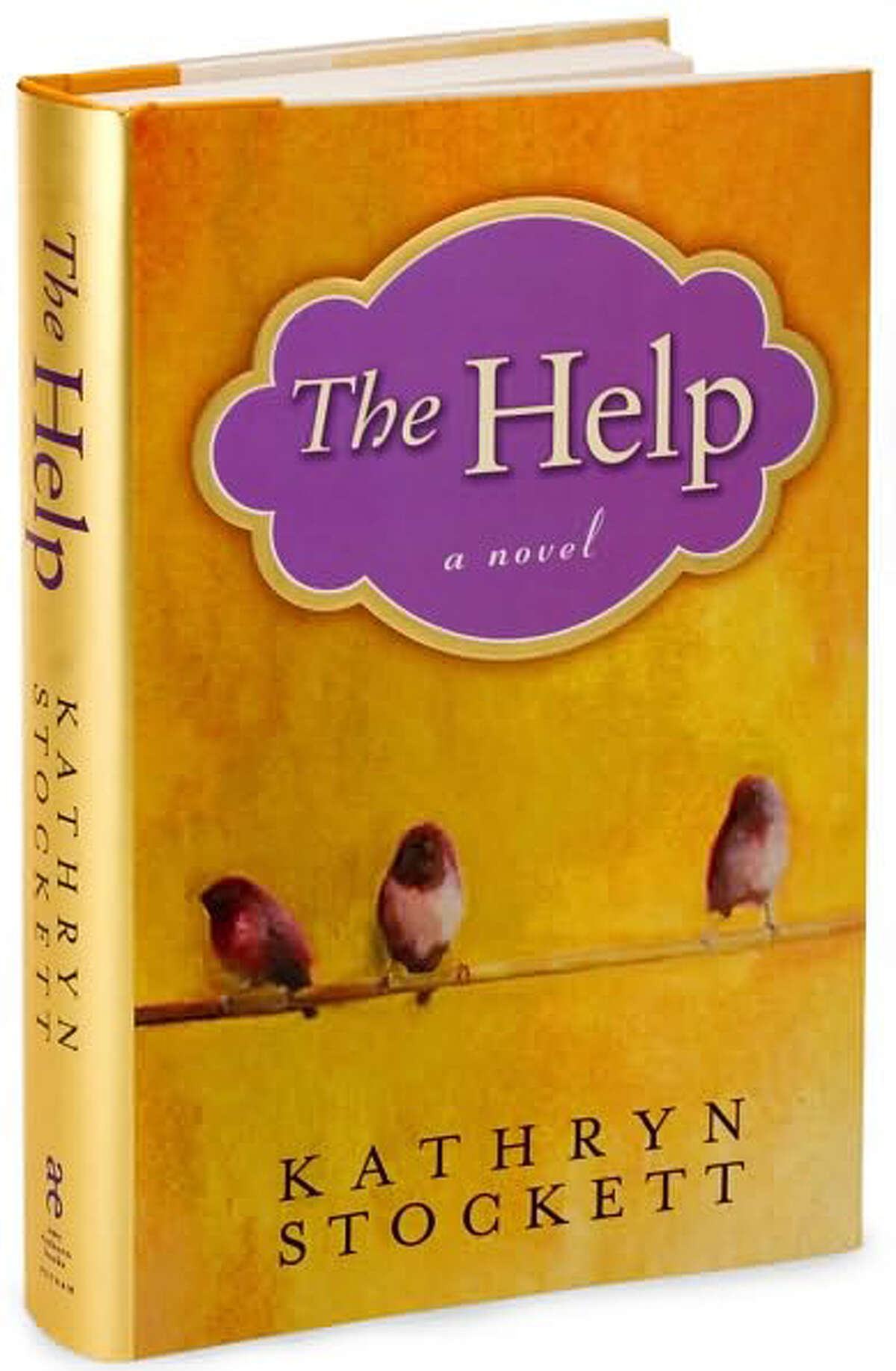 BOOK JACKET - cover image of book, The Help, by Kathryn Stockett.