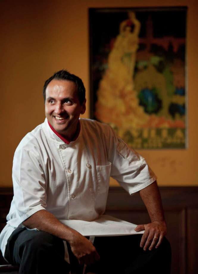 Rioja owner and chef Ignacio 'Nacho' Fonseca.  Photo: Nick De La Torre / Houston Chronicle