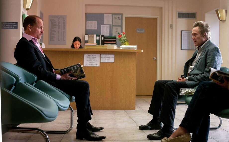 Woody Harrelson and Christopher Walken star in CBS Films' SEVEN PSYCHOPATHS. Photo Credit: Chuck Zlotnick/CBS Films Photo: Chuck Zlotnick / © 2011 Blueprint Pictures (Seven) Limited, The British Film Institute and Film4
