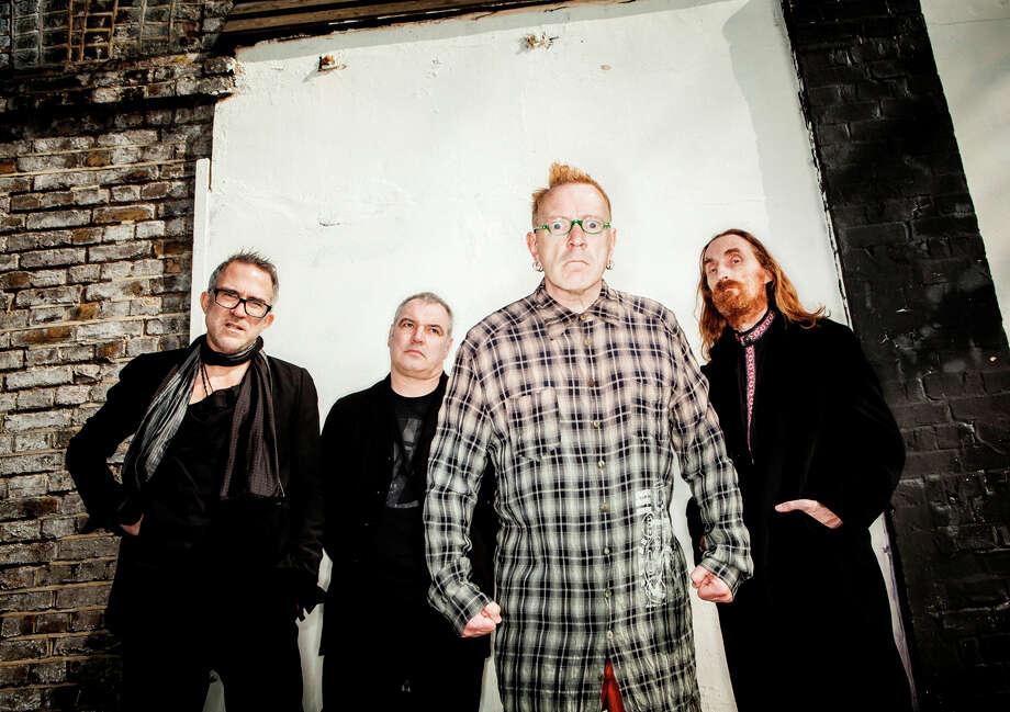 Public Image LTD, 2012, are Bruce Smith, left, Scott Firth, John Lydon and Lu Edmonds (Paul Heartfield)