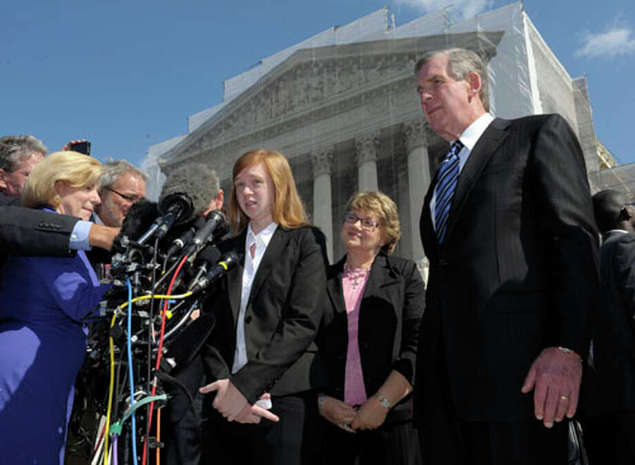 Abigail Fisher's affirmative action case against the University of Texas also drew a Cruz response.