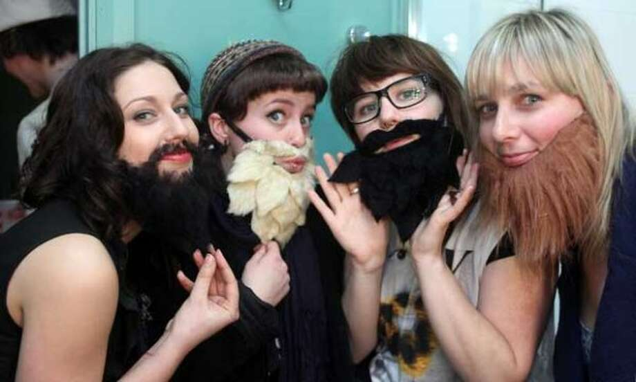 15. Beards:Let's hear it for beards -- they're like sweaters you wear on your face. Facial hair has taken root in Seattle culture and doesn't show signs of thinning yet. (Wow, two hair puns in one sentence.) Just check out the crowd on Ballard Avenue any night of the week. (Getty Images)