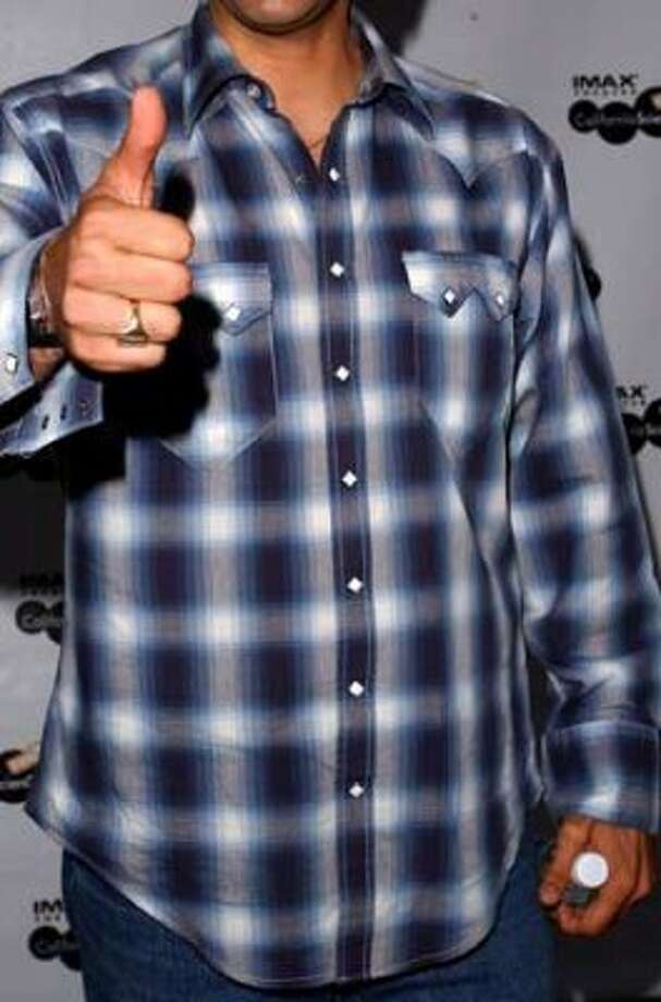 13. Plaid flannel: It's a bit of a myth that everyone out here wears flannel shirts. At least, it was a myth for about a decade. Now, the lumberjack look is making a comeback.  (Getty Images)