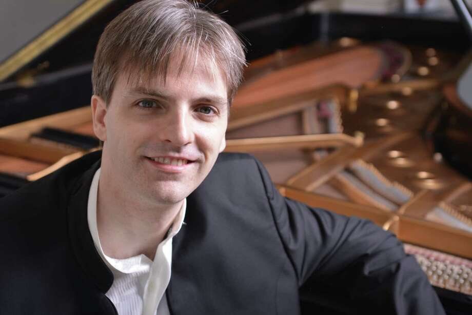 Pianist Roger Wright won the 2003 San Antonio International Piano Competition.