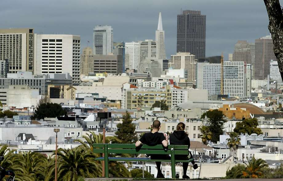 4. San Francisco:1.5 percent net absorption as percent of inventory in 2012, with a vacancy rate of 9.4 percent and a 16.7 percent increase in rent from 2011. Photo: Michael Macor, SFC