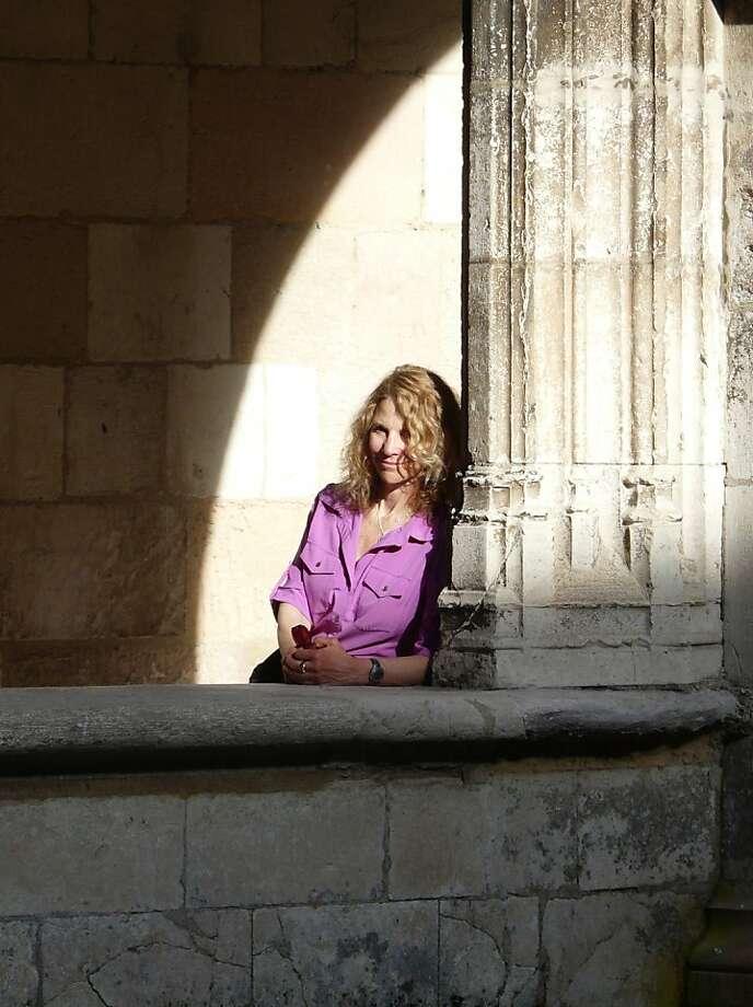 Barbara Anderson, San Carlos Photo: Courtesy Barbara Anderson