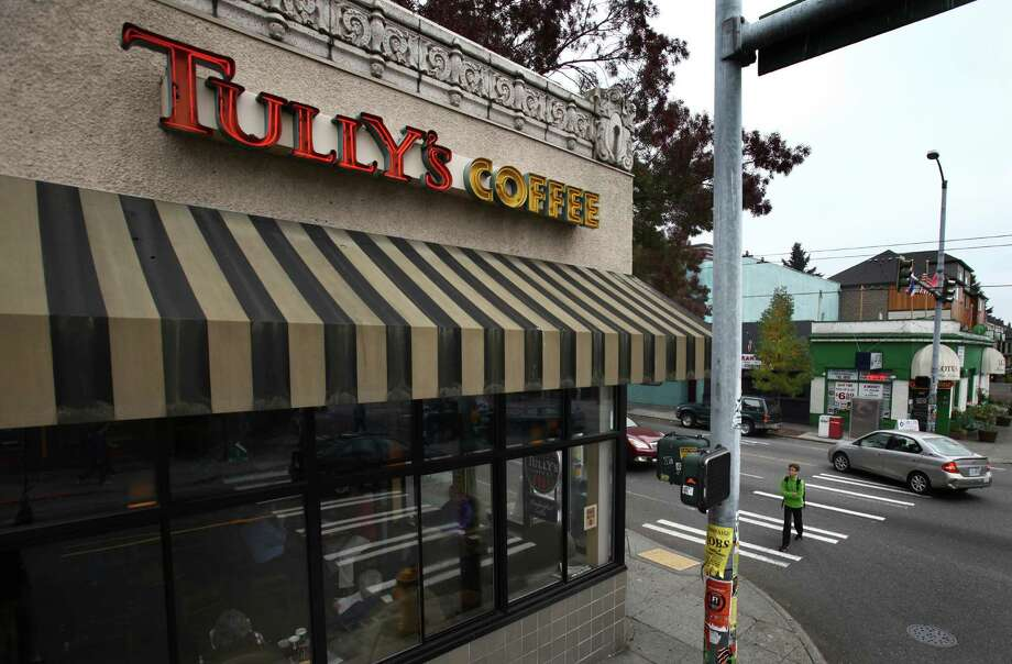 The Wallingford neighborhood Tully's Coffee is shown on Wednesday, October 10, 2012 on N 45th Street in Seattle. Seattle-based Tully's has filed for bankruptcy protection. Photo: JOSHUA TRUJILLO / SEATTLEPI.COM