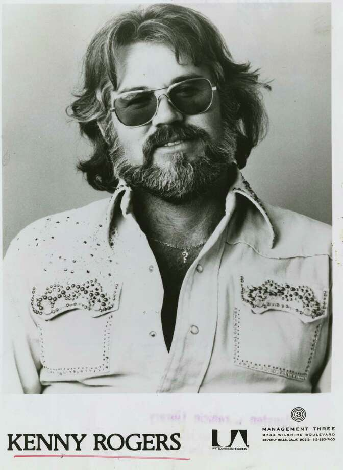 Kenny Rogers Photo: Houston Chronicle File