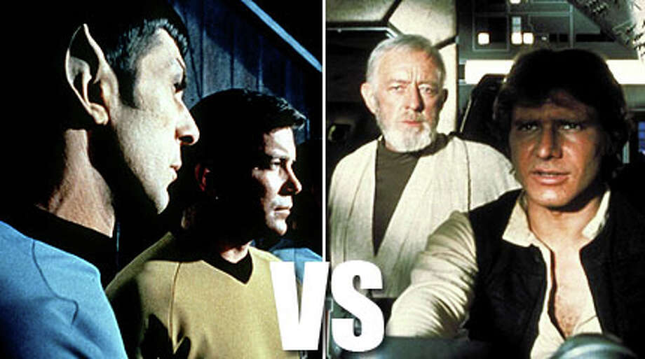 Star Wars or Star Trek?