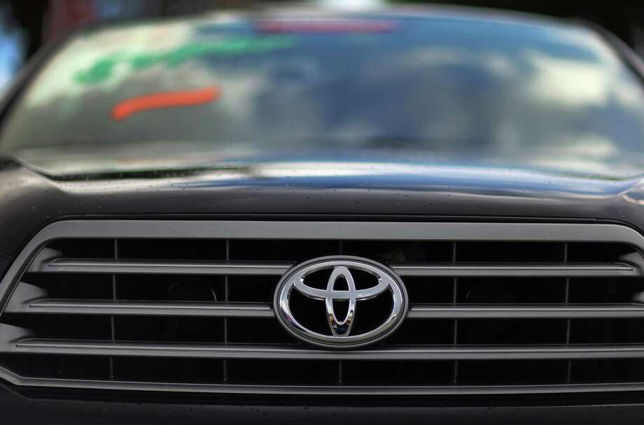 Toyota will inspect and repair Sequoias and some other vehicles made between 2007 and 2009. Photo: Joe Raedle / 2012 Getty Images