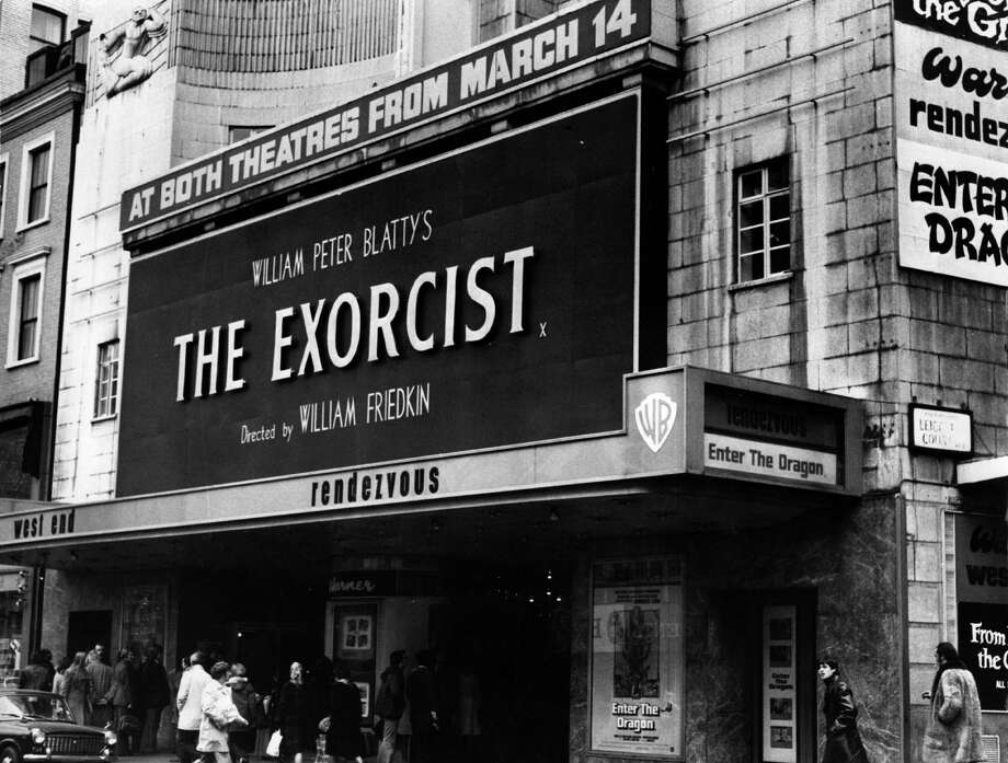 "3. ""The Exorcist""(1973):