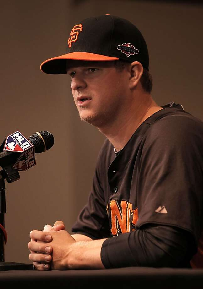 Matt Cain will approach Game 5 as a normal start, but he knows it's so much more. Photo: Michael Macor, The Chronicle