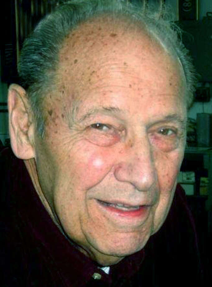 George Pineman died Oct.. 9, 2012 Photo: Norm Cummings