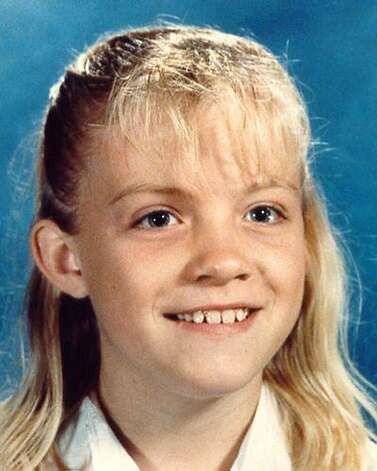 Michaela Garecht, 9, was kidnapped in 1988. Photo: Anonymous, ASSOCIATED PRESS