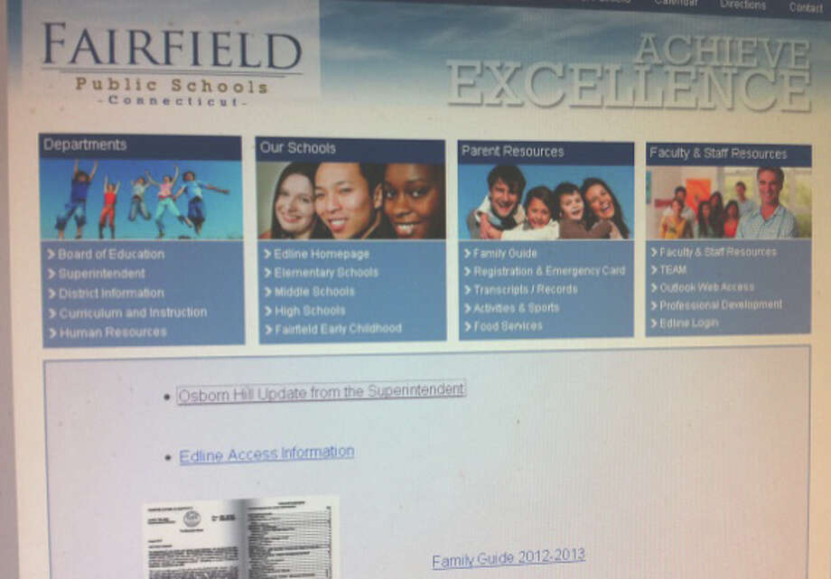 The Board of Education has decided to further review planned changes to its Internet use policy for students after it was criticized for violating the right to privacy. Photo: File Photo / Fairfield Citizen