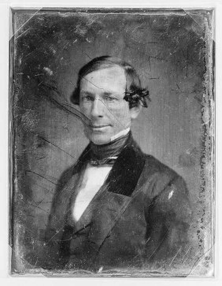** ADVANCE FOR WEEKEND EDITIONS, APRIL 17-18 ** Former U.S. vice president William Rufus de Vane King is shown in an undated image from the Library of Congress. According to some historians, rumors that circulated 150 years ago were accurate: King and James Buchanan, who would later become the nation's 15th president, were a devoted homosexual couple. (AP Photo/Library of Congress) (ASSOCIATED PRESS)
