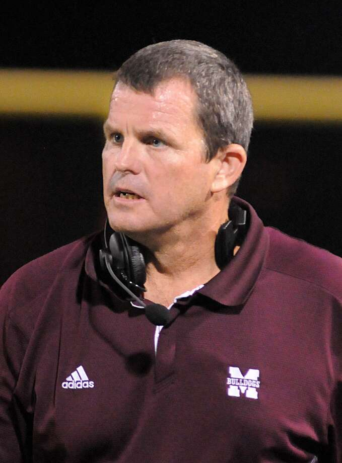 Magnolia football coach Andy Sexton Photo: David Hopper / freelance