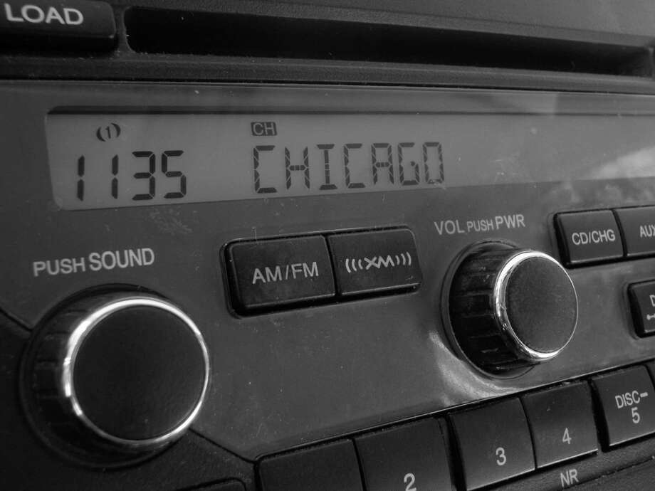 "Quick. Name that tune, Beth! ""That's ""25 or 6 to 4,"" by Chicago."" Photo: Contributed Photo"